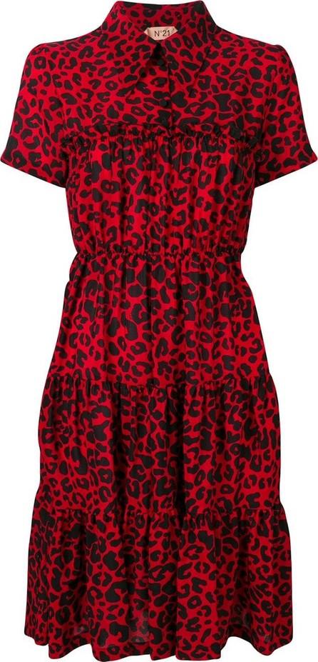 Nº21 Animal print dress