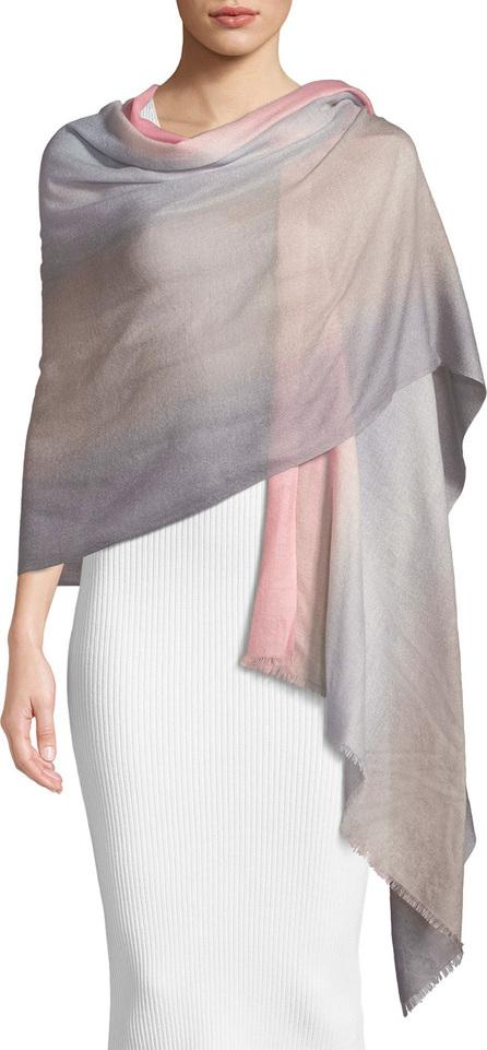 Emporio Armani Ombré Wool Scarf