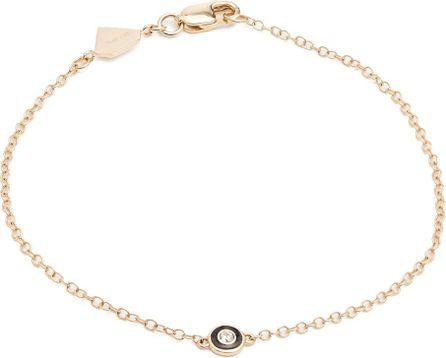 Alison Lou Enamel & yellow-gold Salt bracelet