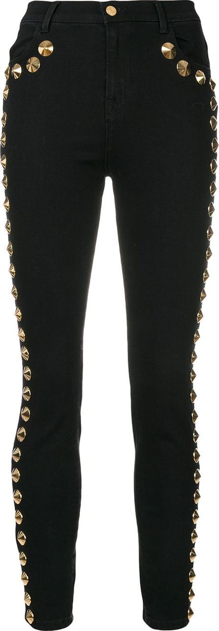 Amen studded skinny trousers
