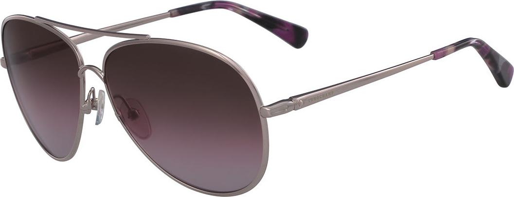 Longchamp - Classic Aviator Metal Sunglasses