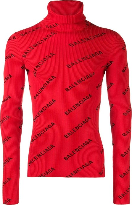 Balenciaga Multi logo jumper