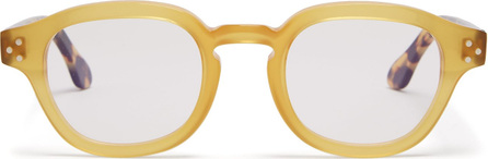 CUTLER AND GROSS Round-frame glasses
