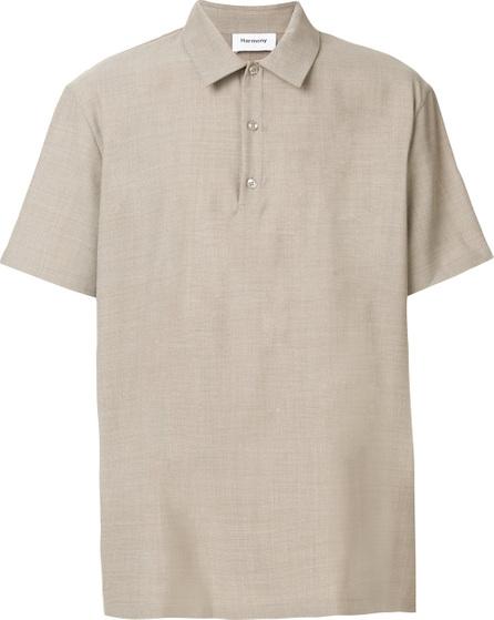 Harmony Classic button polo shirt
