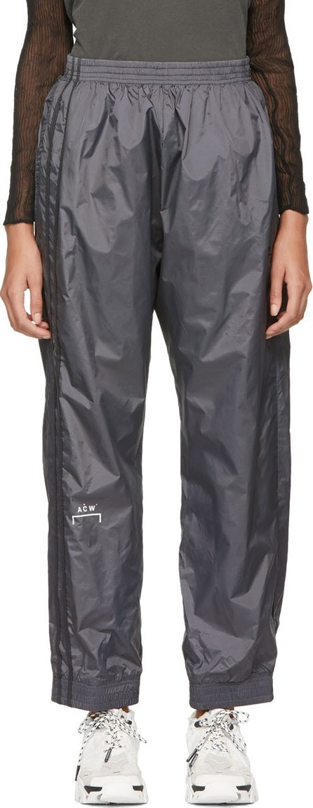 A-Cold-Wall* Grey Technical Storm Lounge Pants