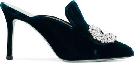 Giannico embellished Daphne mules