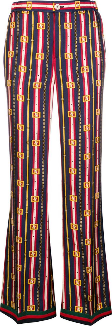 Gucci Striped trousers