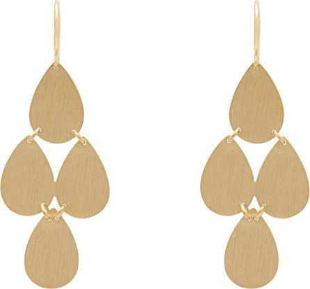 Irene Neuwirth 18kt gold chandelier earrings