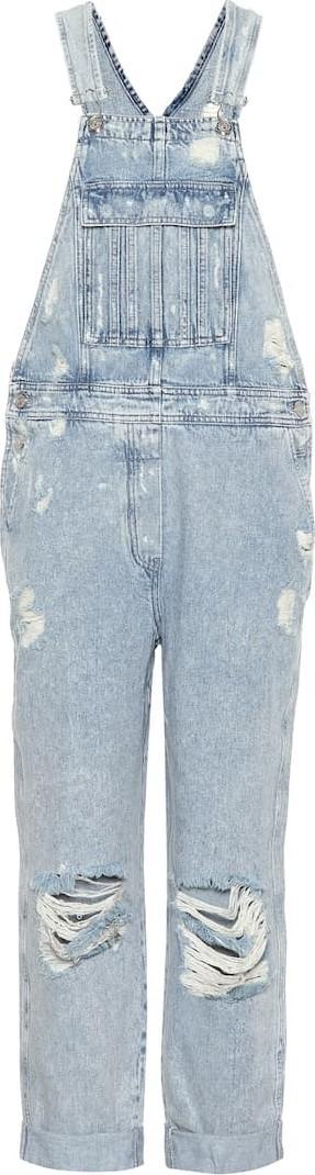 Balmain Denim overalls