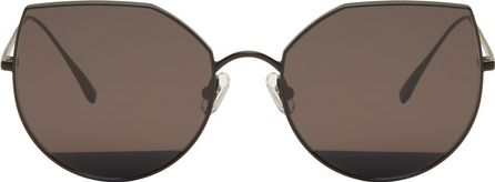 Gentle Monster Black Song of Style Edition US 101 Sunglasses