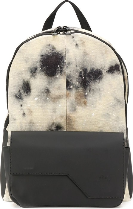 A-Cold-Wall* Tie dye print backpack