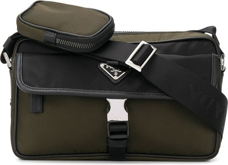 Prada Two-toned messenger bag