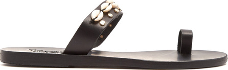 Ancient Greek Sandals Thalia leather sandals