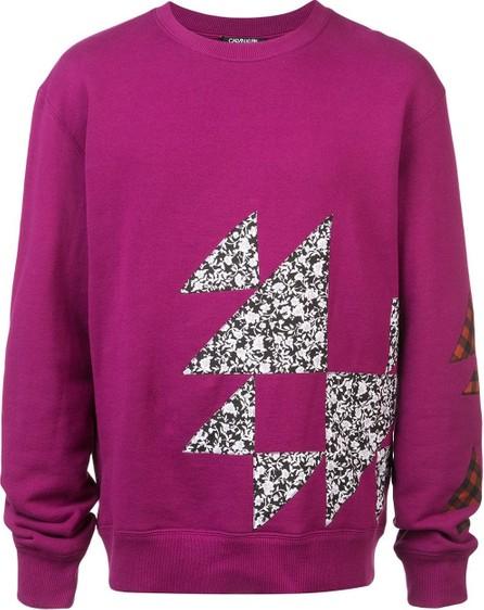 Calvin Klein 205W39NYC Relaxed shape sweatshirt