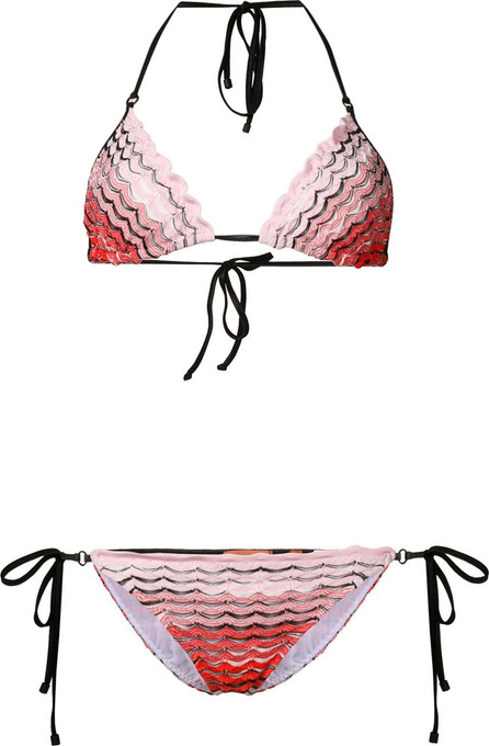 Missoni Striped bikini set