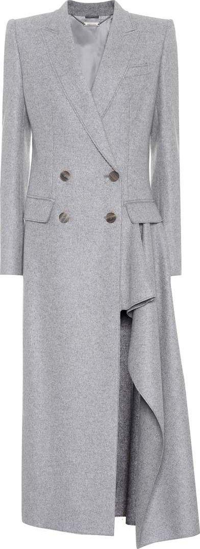 Alexander McQueen Cashmere coat