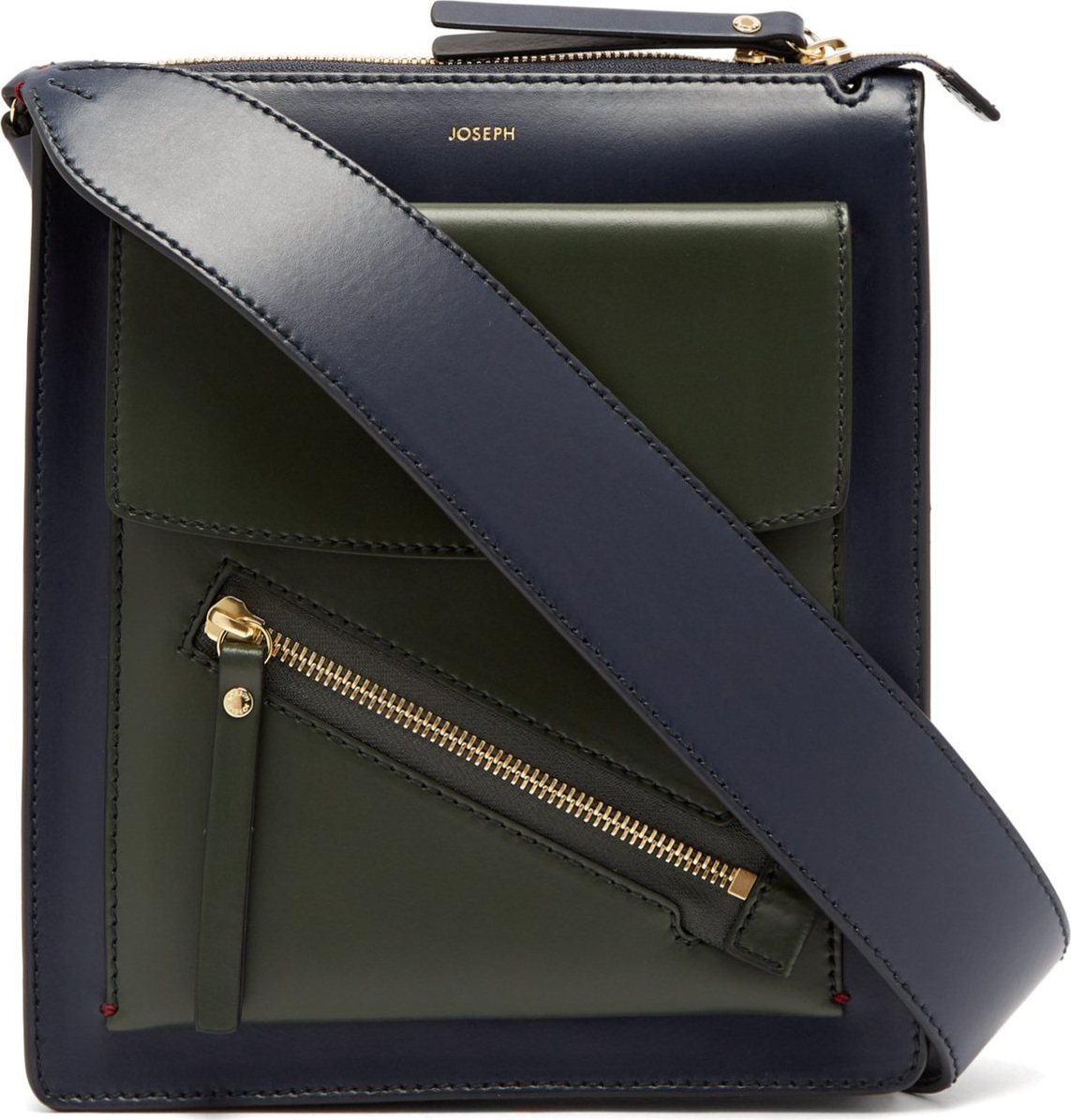 Joseph - Mortimer leather shoulder bag