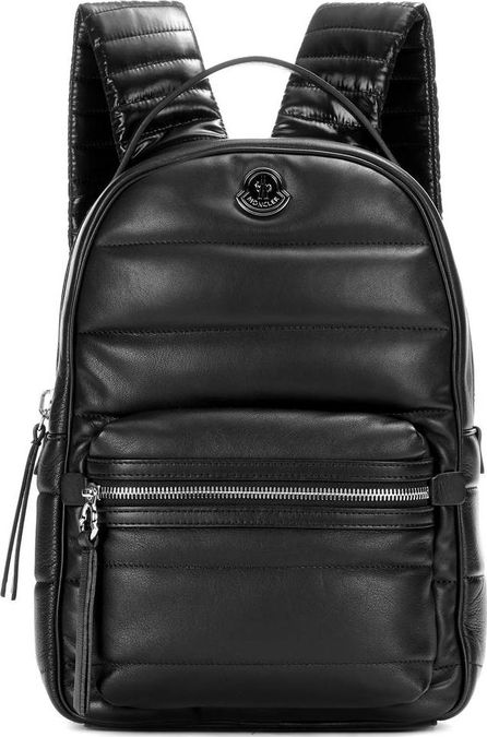 Moncler New Georgette leather backpack