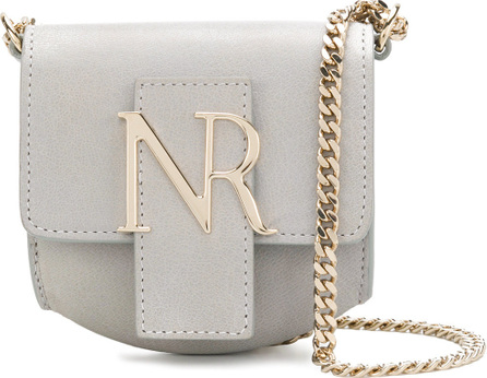 Nina Ricci Logo plaque mini shoulder bag