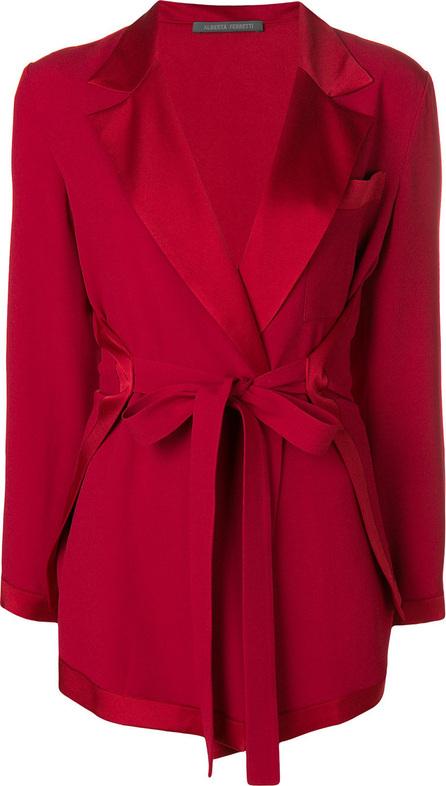 Alberta Ferretti Wrap style blazer