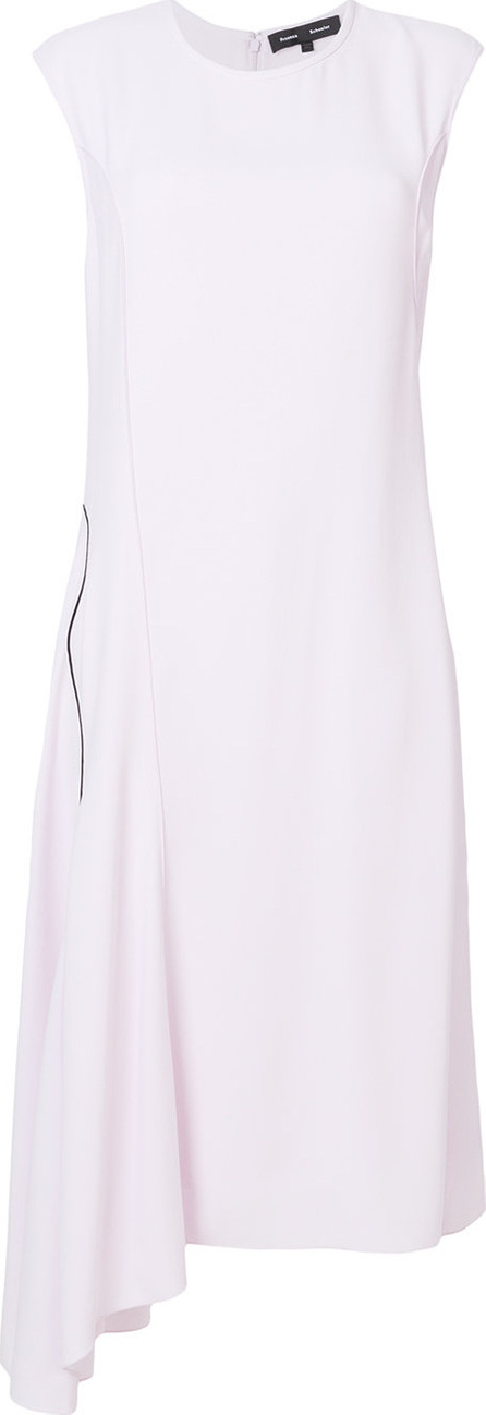 Proenza Schouler Asymmetrical hemmed dress