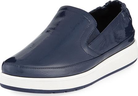 Donald J Pliner Martyn Walking Patent Sneaker