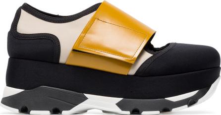 Marni Neoprene flatform sneakers