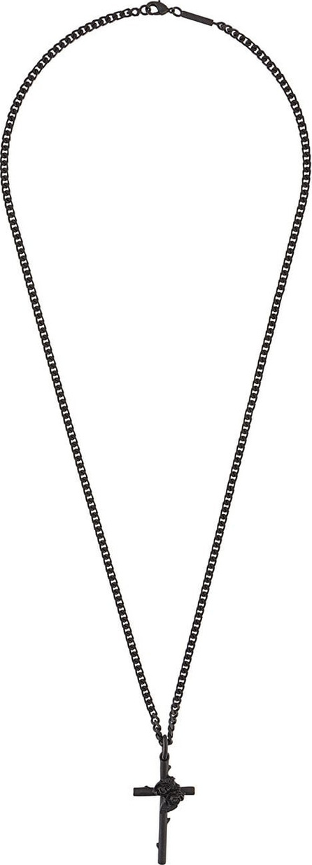 DSQUARED2 Cross pendant necklace