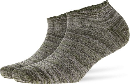 Burlington Metallic Raver Socks