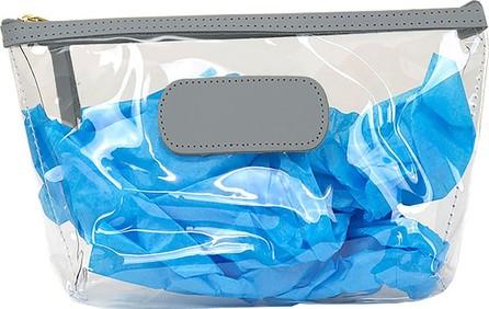 Jon Hart Clear Grande Cosmetic Bag