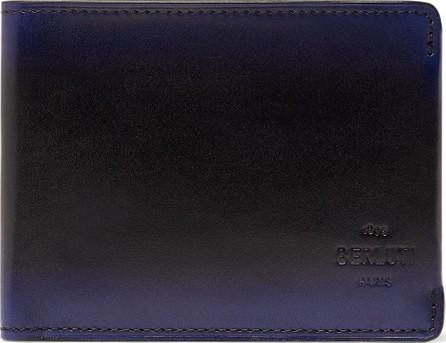 Berluti Essentiel Epure Leather Billfold Wallet