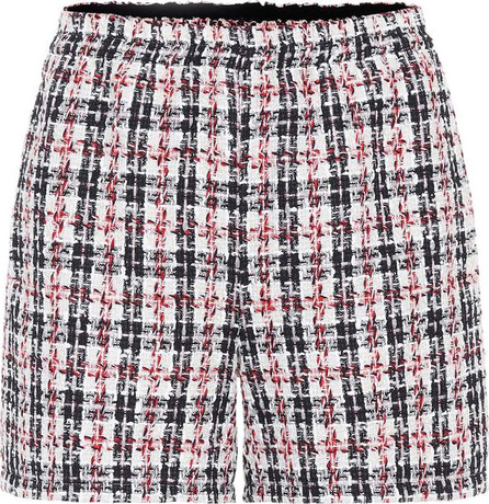 Gucci Checked tweed shorts