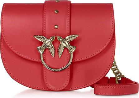 Pinko Red Go Round Baby Simply Shoulder/Belt Bag