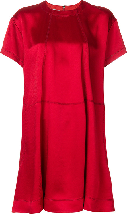 Valentino Round neck shift dress