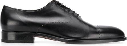Fratelli Rossetti Perforated Oxford shoes