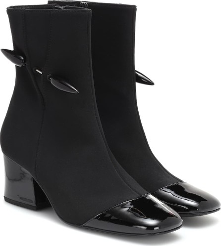 Dorateymur Jersey ankle boots