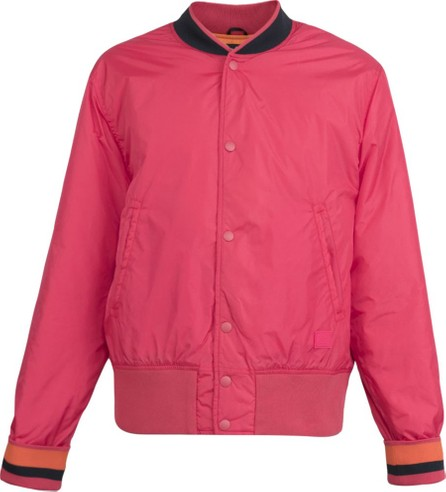 Acne Studios Mills face reversible bomber jacket