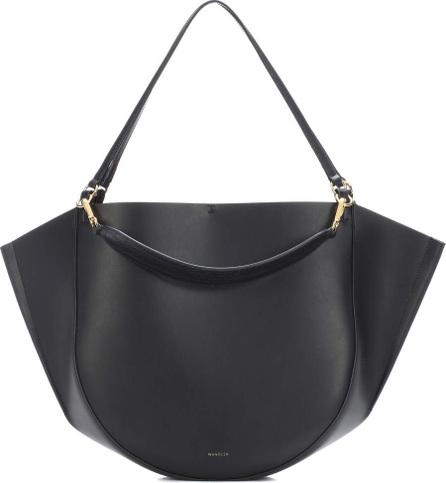 Wandler Mia leather shoulder bag