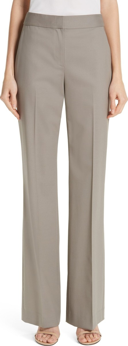 St. John Emma Fit Stretch Tropical Wool Pants