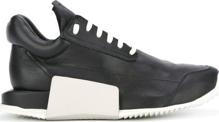 Adidas by Rick Owens concealed platform sneakers