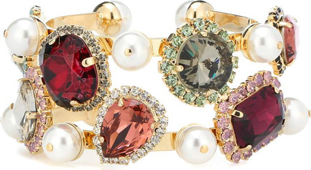 Erdem Crystal-embellished bracelet