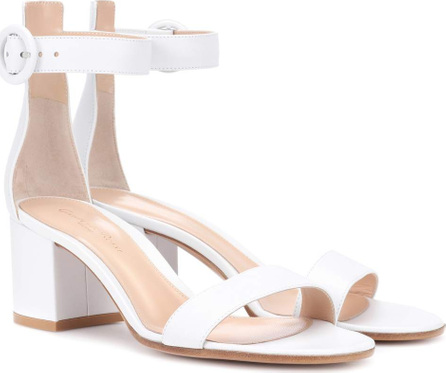 Gianvito Rossi Versilia 60 leather sandals