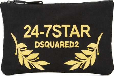 DSQUARED2 24-7 STAR clutch bag