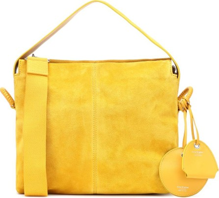 Acne Studios Minimal suede handbag