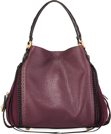COACH 1941 Edie 42 Rivets and Whipstitch Hobo Bag