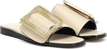 BOYY Buckle leather sandals