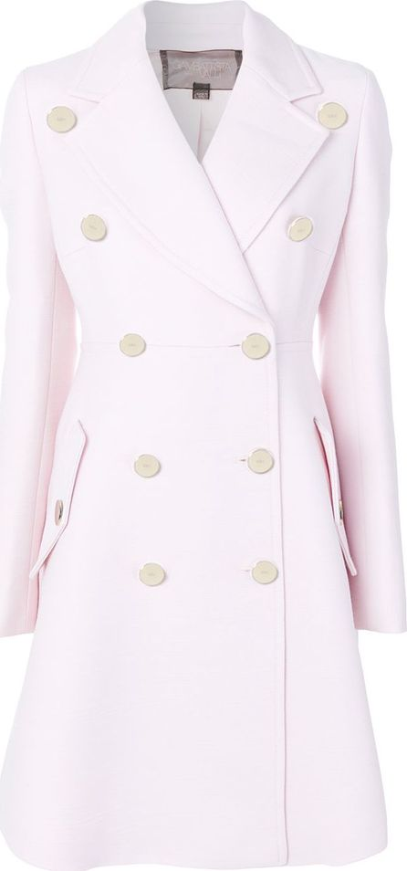 Giambattista Valli double breasted coat