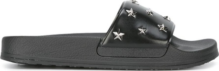 star stud slider sandals