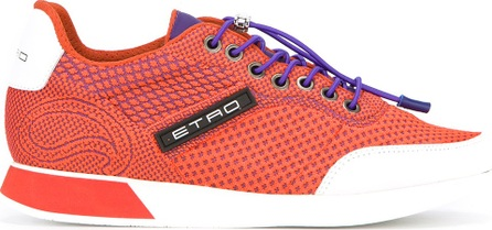 Etro lace-up sneakers