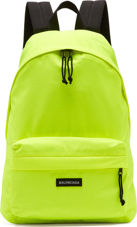Balenciaga Fluorescent backpack